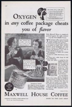 نگهداری قهوه