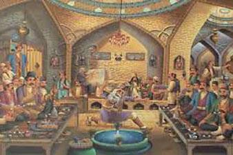 قهوهخانه ایرانیکا