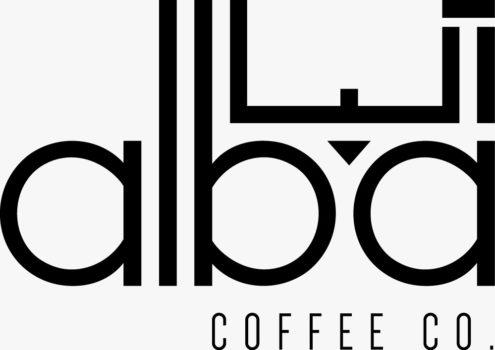 لوگو قهوه آلبا