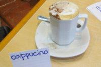 کاپوچینو در آرژانتین