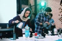 ۴th Iran national aeropress competition icoff.ee 65