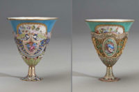 Porcelain-Coffee-Cup-and-Enamelled-Gold-Coffee-Cup-Holder-(Zarf)-46