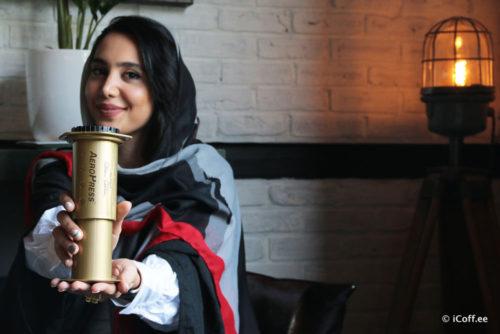 سحر روحانی قهرمان مسابقه اروپرس
