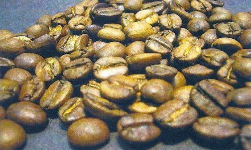 کواکر از عیبهای قهوه سبز