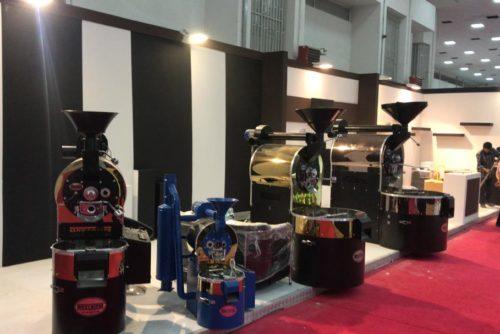 روستر قهوه برشتهکاری قهوه