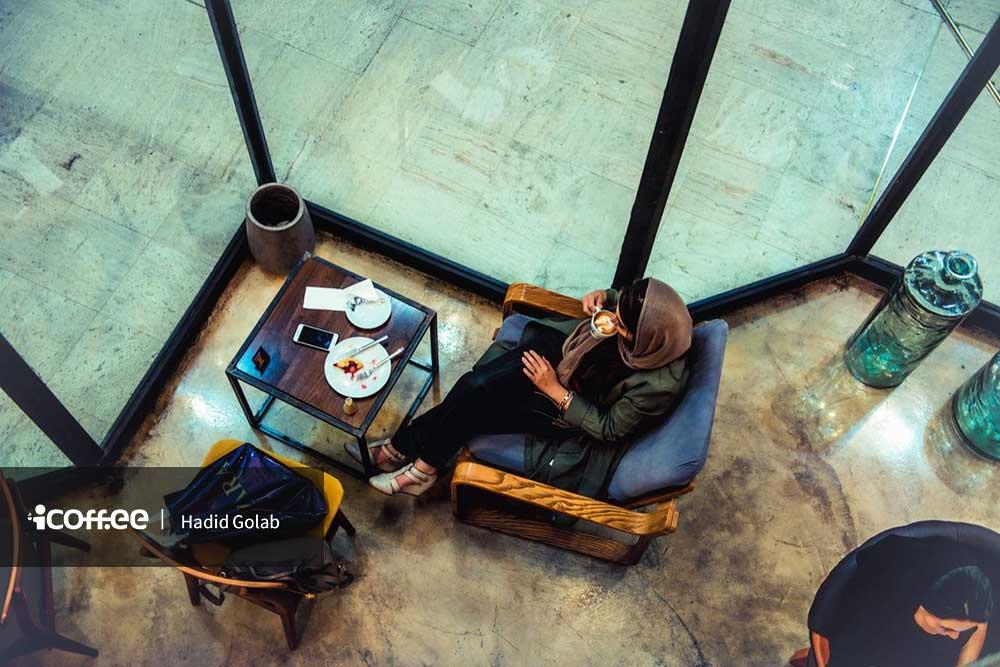 شهر و کافه