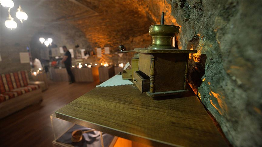 موزه قهوه ترکیه