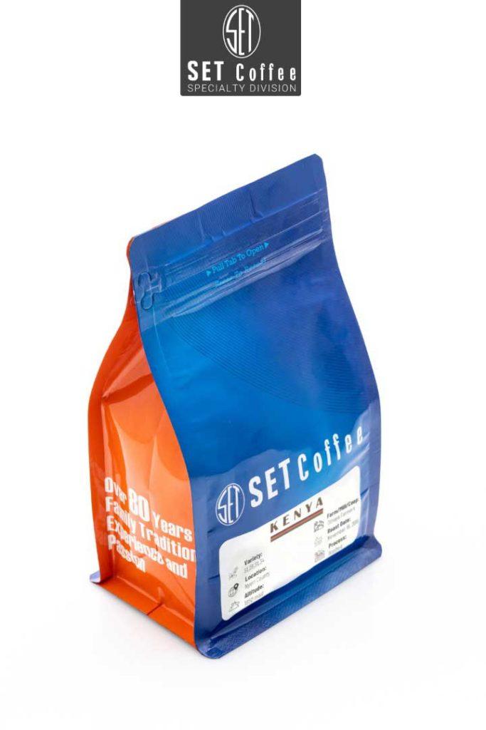 قهوه ست قهوه کنیا