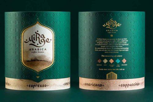 بستهبندی قهوه