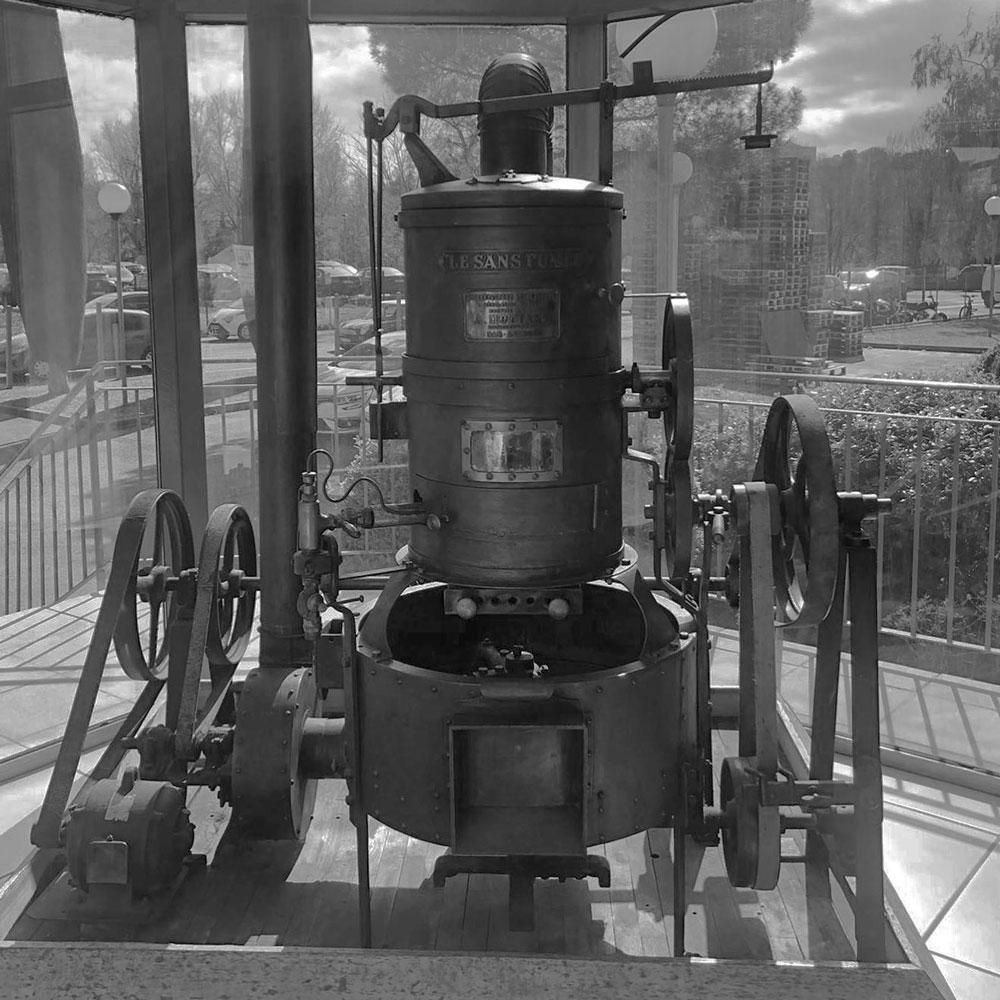 دستگاه روست قهوه