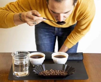 قهوهآزمایی