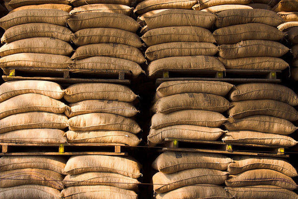 تجارت قهوه