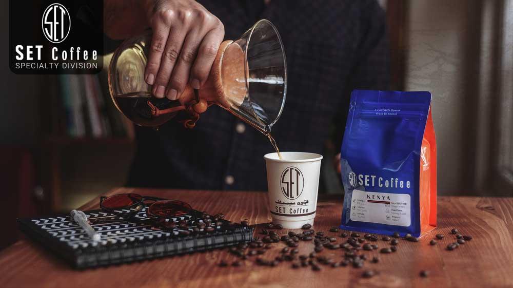 فروش آنلاین قهوه ست
