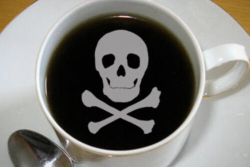 مسمویت با قهوه در یزد