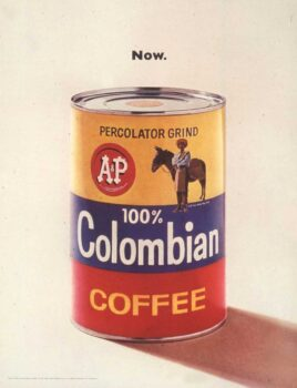 قهوه کلمبیا قهوه خوان والدز