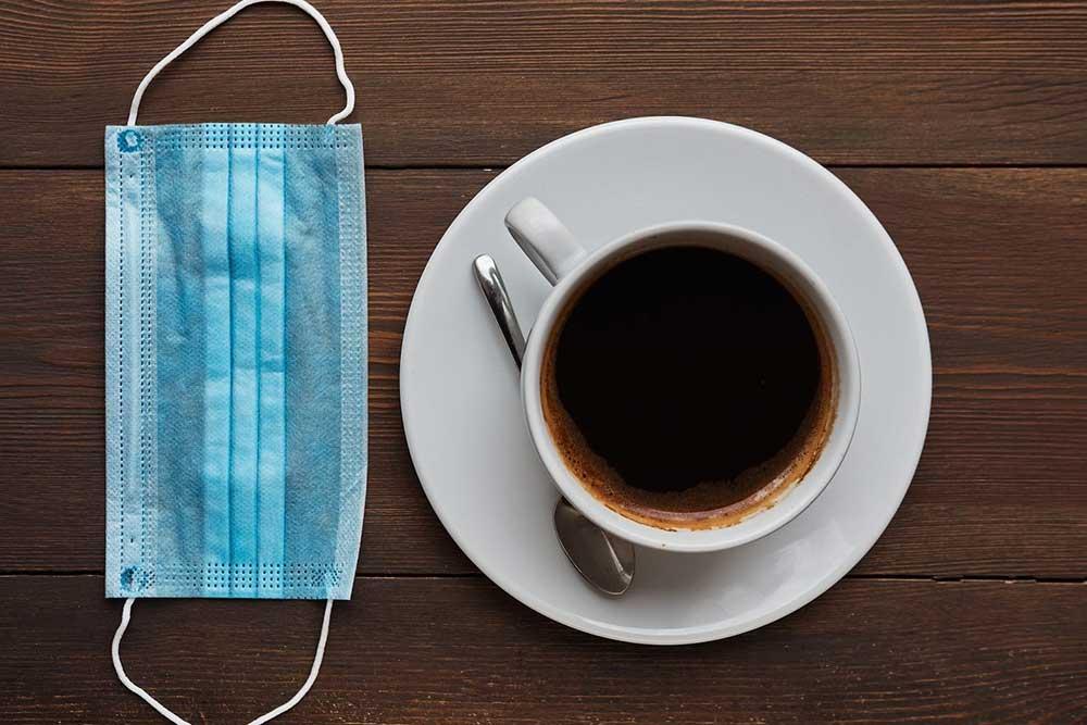 قهوه و کرونا