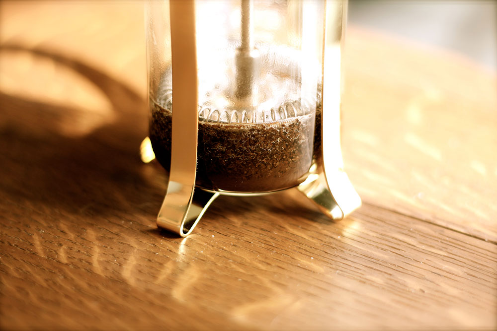 قهوه ساز فرنچ پرس آیکافی