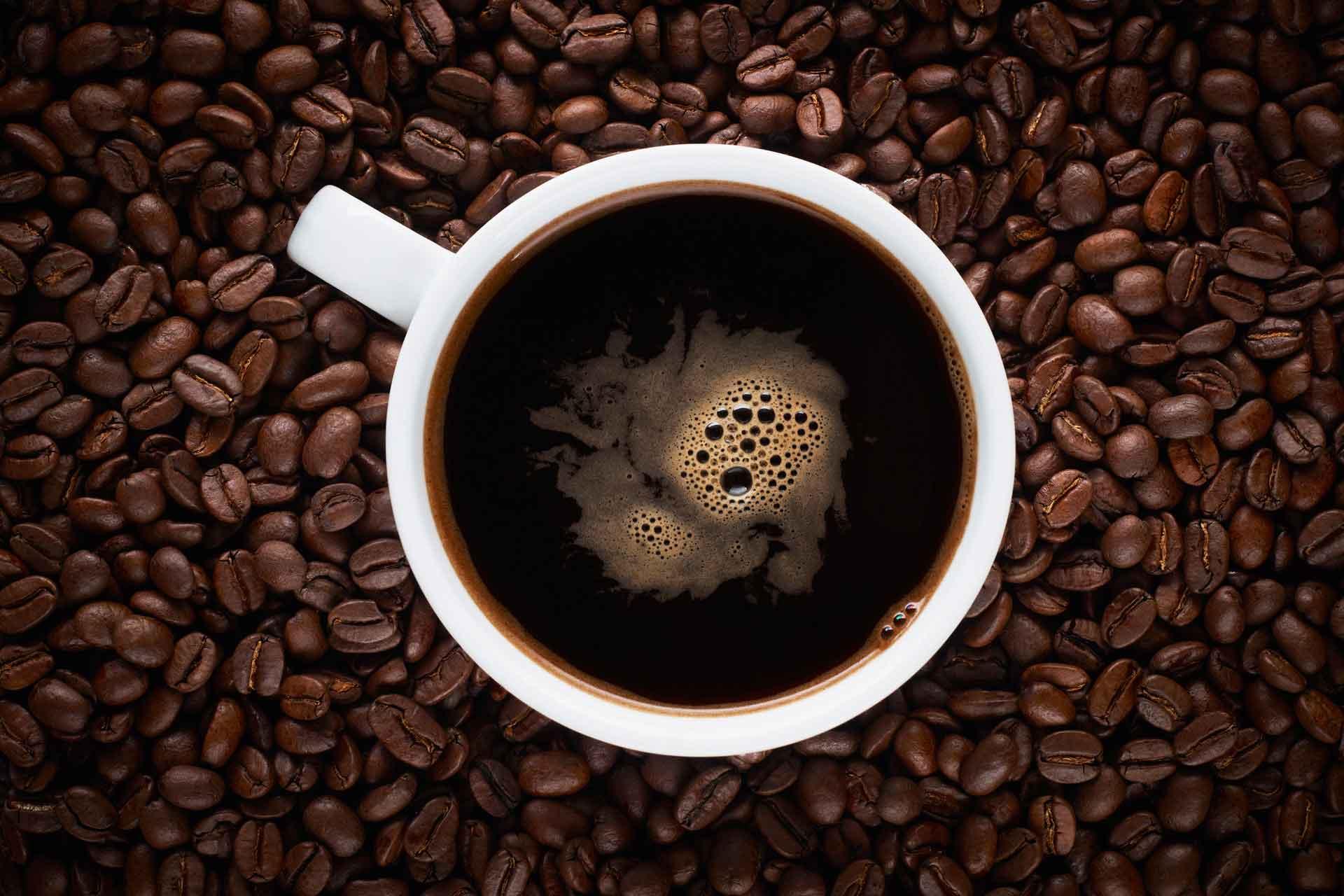 قهوه سیاه قوی