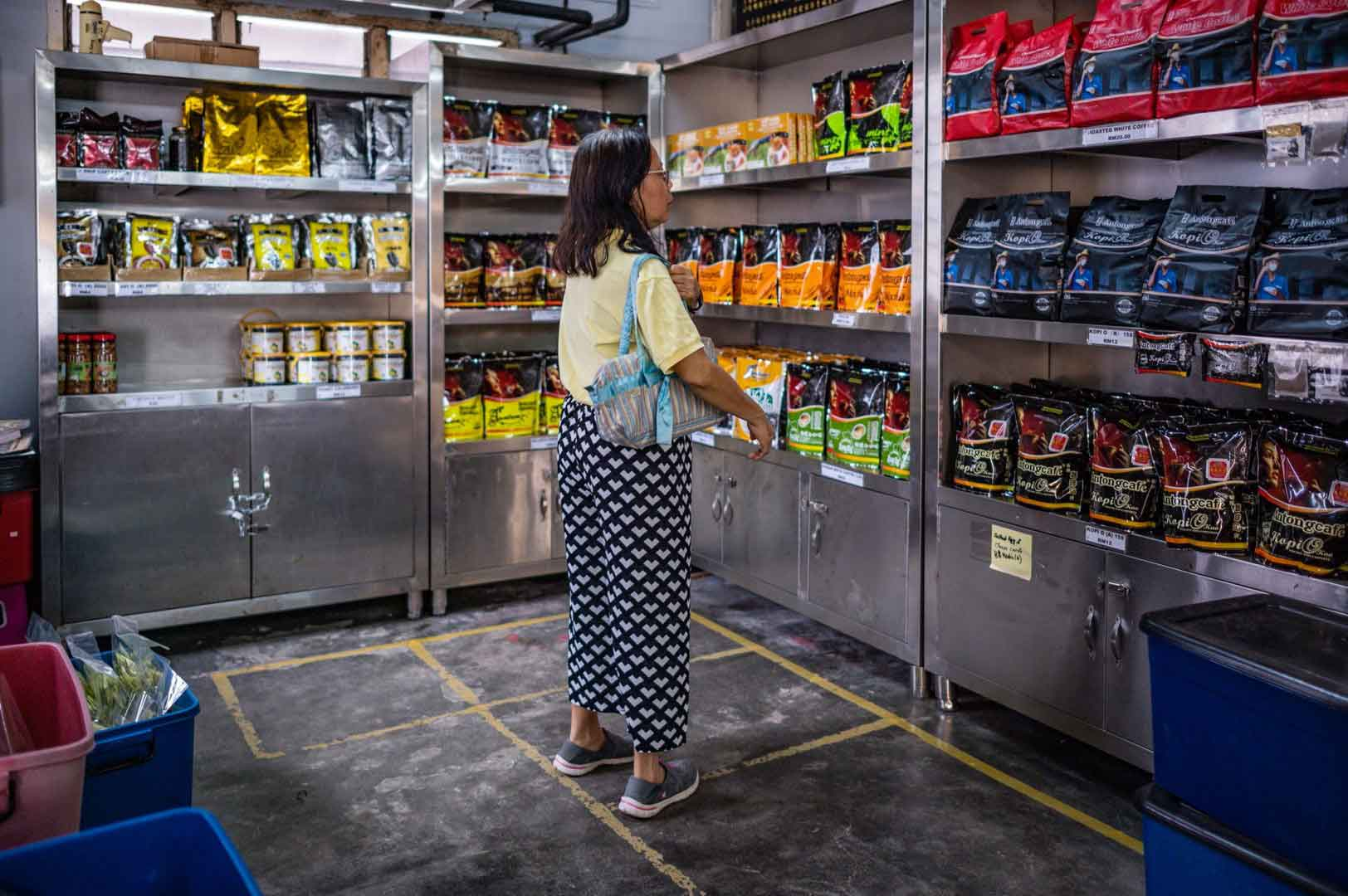 خرید قهوه در مالزی