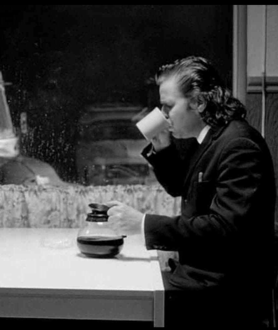 قهوه در فیلم کوریسماکی