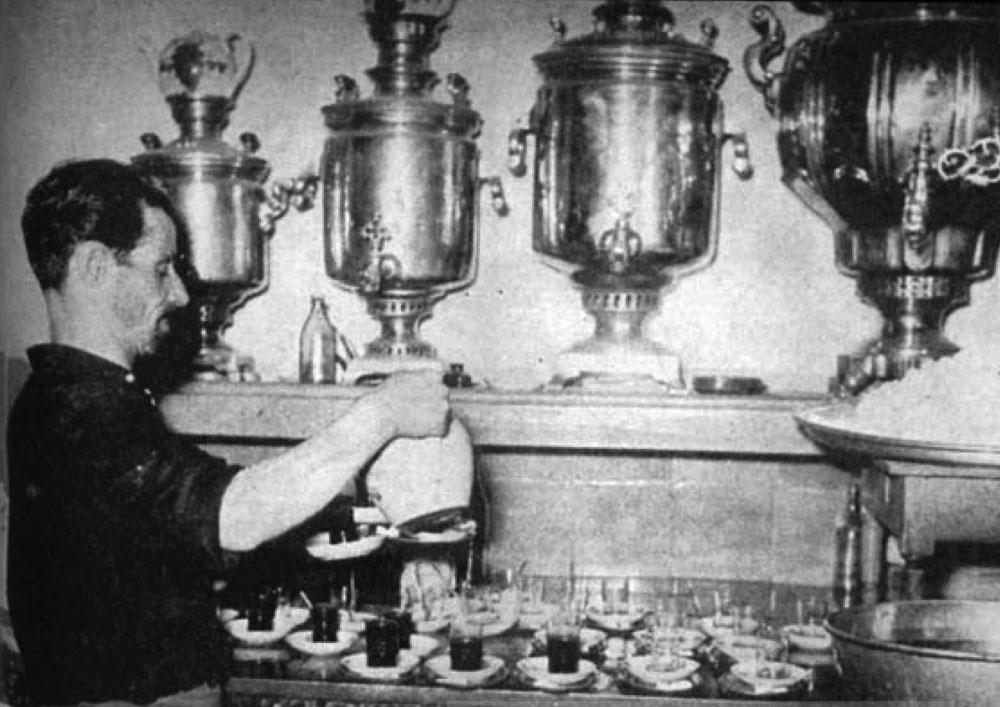 تاریخ قهوه خانه در ایران