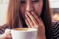 گسی در قهوه