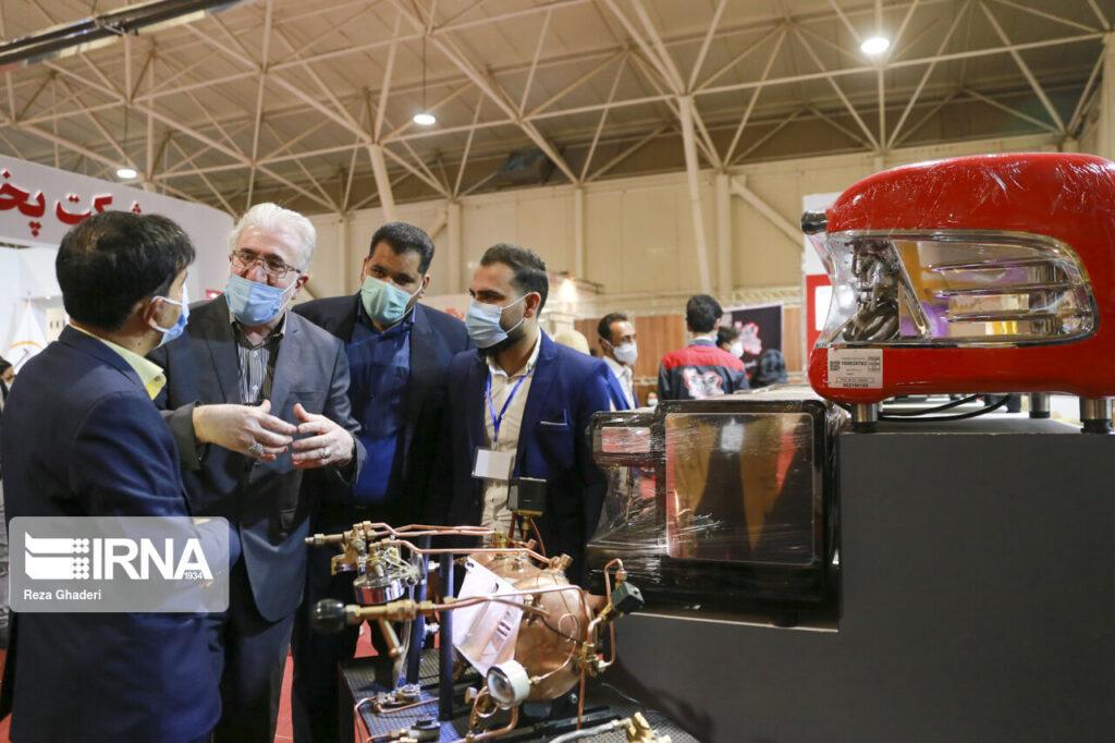 نمایشگاه قهوه شیراز