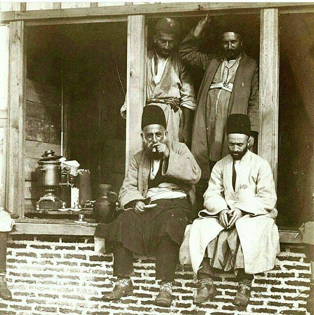 تاریخ قهوه خانه