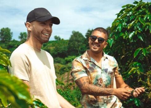تور مزرعه قهوه