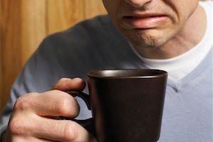 شوری در قهوه